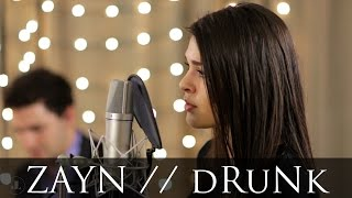 ZAYN - dRuNk Vocal & Piano Cover ft. Nieka Moss