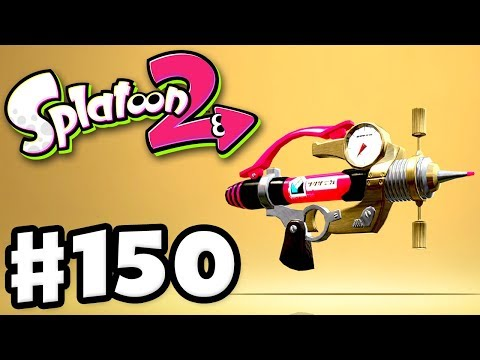 Neo Splash-o-matic - Splatoon 2 - Gameplay Walkthrough Part 150 Nintendo Switch