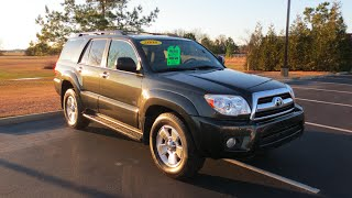 2008 Toyota 4Runner SR5 Full Tour & Start-up at Massey Toyota