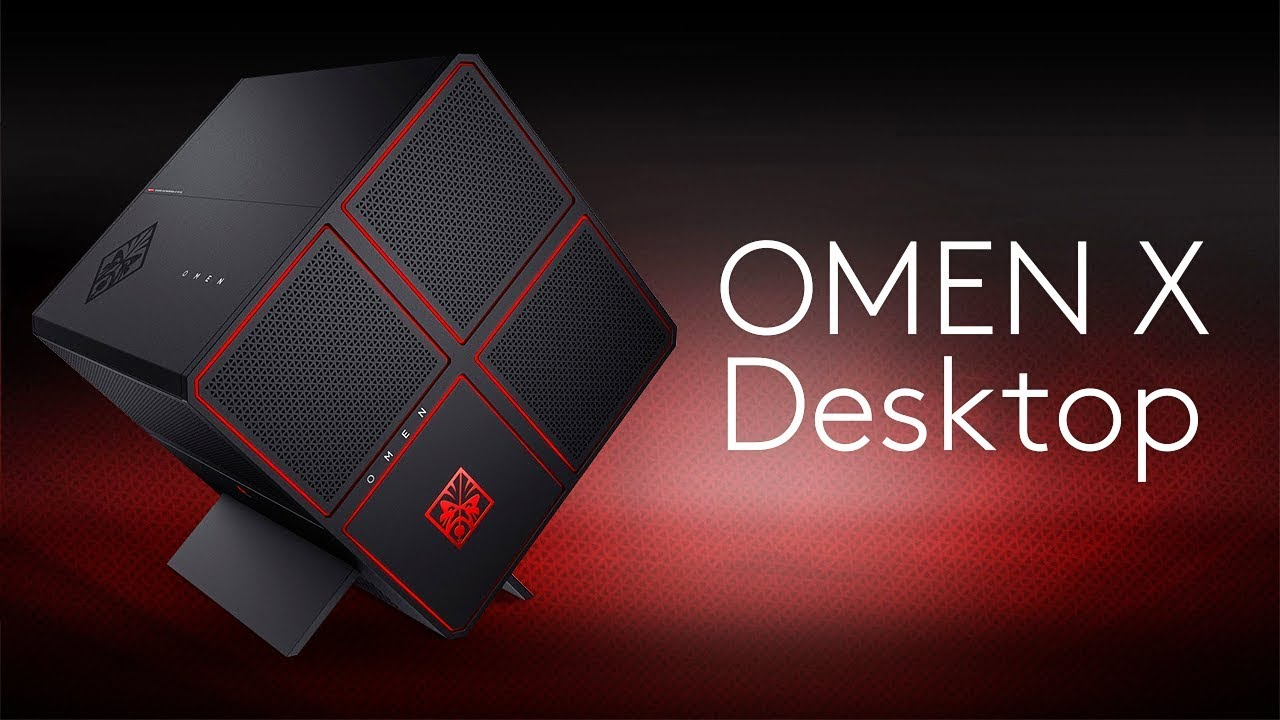 HP OMEN X 900-201nx Intel Core i9-7920X, 12-Core Gaming CPU