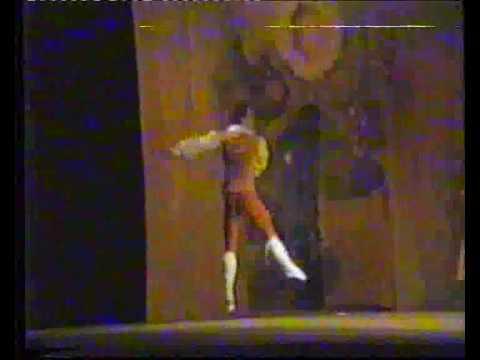 George Postelnicu La Fille Mal Gardee Act 3