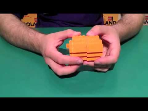 How to Build a LEGO® Pumpkin