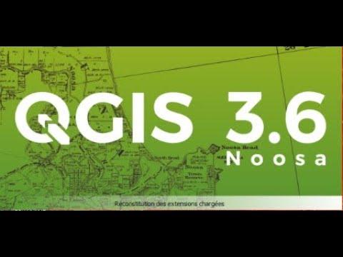 QGIS 3.6.0 'Noosa' Free