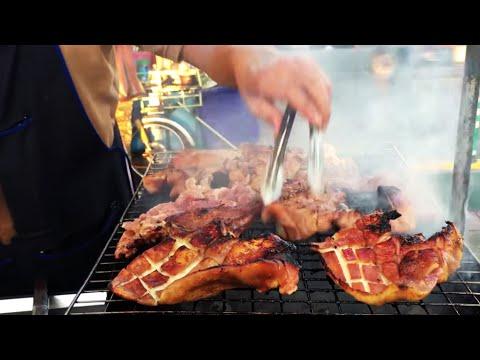 Thai Street Food - Bangkok Thailand Compilation
