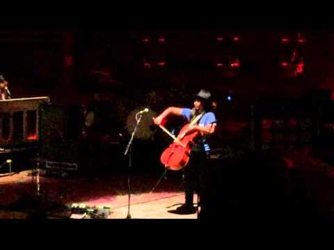 Avett Brothers Salina Joe Kwon solo Red Rocks 10Jul2015