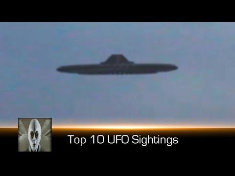 Top 10 UFO Sightings August 14th 2017