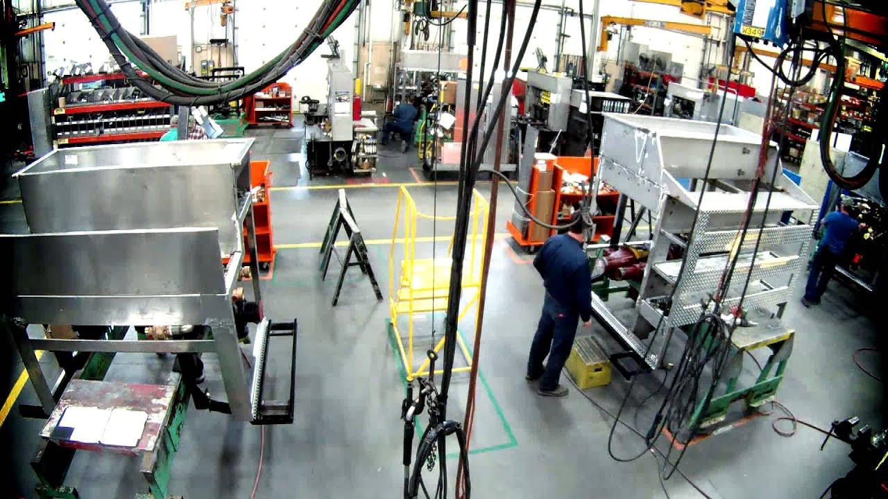pump assembly - pierce manufacturing