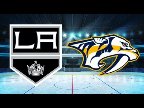 Los Angeles Kings vs Nashville Predators (0-5) – Feb. 1, 2018 | Game Highlights | NHL 2018