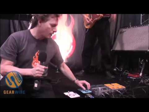 Source Audio Soundblox Multiwave Distortion: Hot Hand Compatible Soundblox Pedal Provides Unique Dis