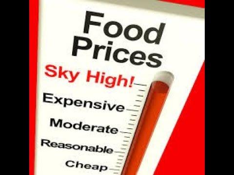 Coronavirus Causing Food Prices To Soar, Are You Prepared?