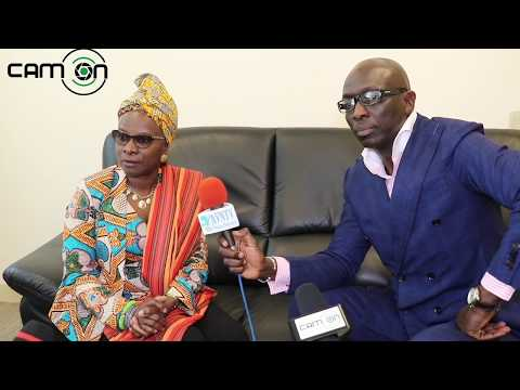 INTERVIEW DE CAMON AVEC ANGELIQUE KIDJO