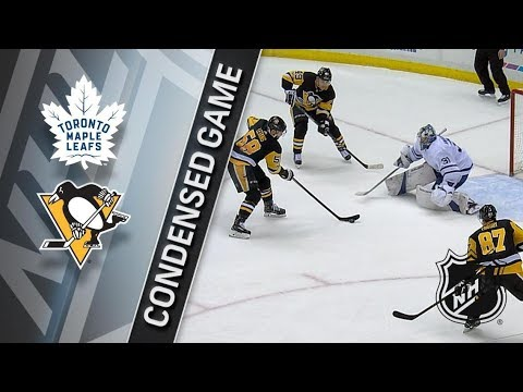 Toronto Maple Leafs vs Pittsburgh Penguins – Dec. 09, 2017 | Game Highlights | NHL 2017/18. Обзор