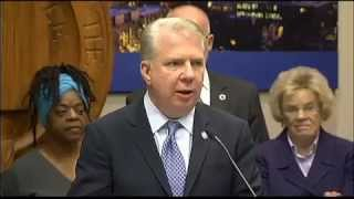VIDEO: Mayor Ed Murray, community leaders reacts to grand jury decision