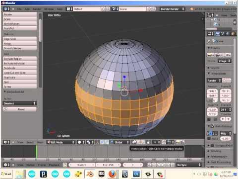 0004 Blender Selection Methods 1