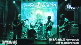 Nicolas Waldo Power Quartet  LIVE // Higher Dimension // 2015