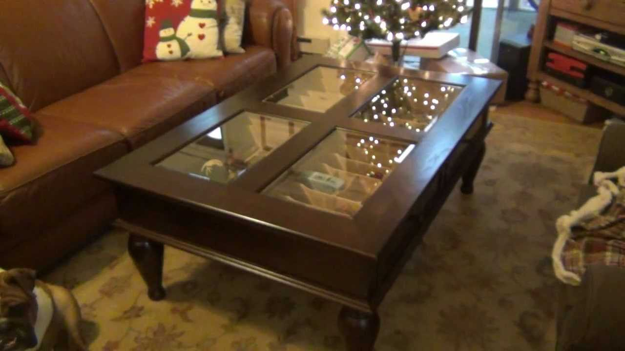 Humidor Review : Coffee Table Humidor   YouTube