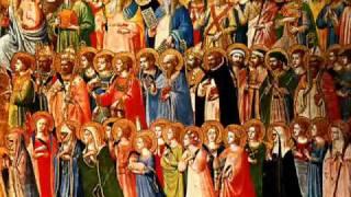 Kinh Cầu Các Thánh/ Litania Sanctorum (Latin) / Litany of the Saints (English)