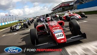 British F4 2017: A VR/360 Experience | F4 British Championship | Ford Performance