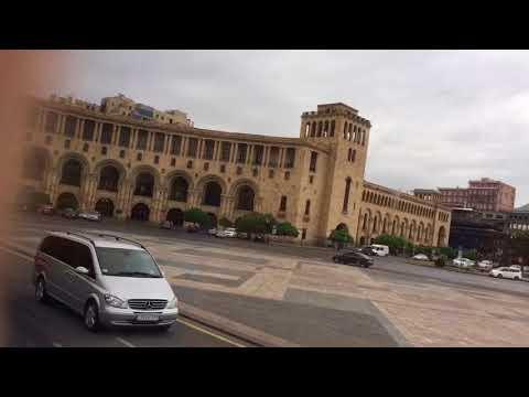 Traveling Armenia: Sightseeing By Bus In Yerevan