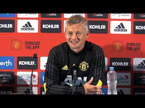 Ole Gunnar Solskjaer Full Press Conference Ahead Of First Match On Australia Pre-Season Tour