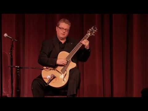 """Fingerstyle Guitar: Martin Taylor Plays """"Georgia On My Mind"""""""