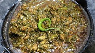 Veg & Non Veg ka Combination Hai Yeh Recipe | Palak Keema Recipe