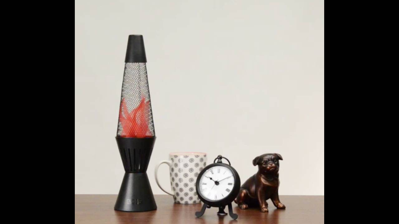 7225 Fireplace Lamp