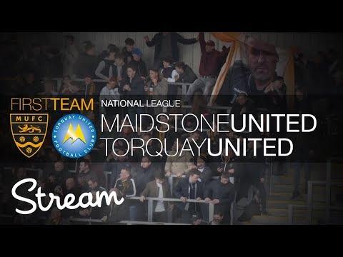 Maidstone United Vs Torquay (10/03/18)