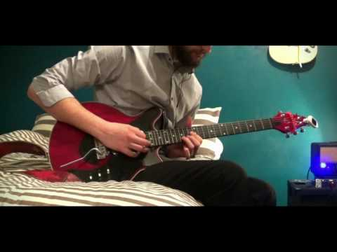 Back Chat - Queen/Brian May - Guitar Solo Cover