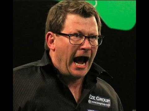 James Wade BUSTS Match-Winning Checkout - 2018 PDC World Series
