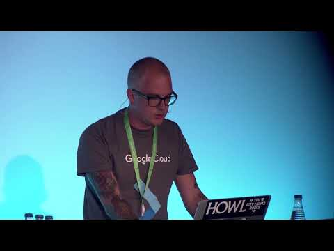 "Google Cloud Next Madrid '17- Robert Saxby: ""Introduction to Big Data"""