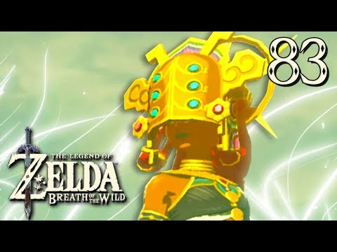 ZELDA BREATH OF THE WILD #83 : MASQUE DU TONNERRE !