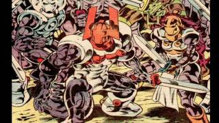 Micronauts Tribute - From Then Till Now