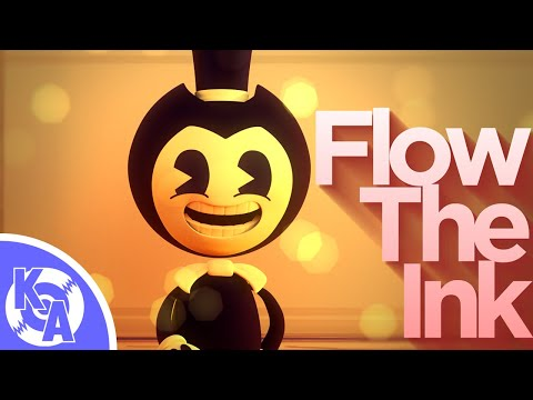 "Thumbnail: ""Flow the Ink"" Bendy and the Ink Machine Song - Kyle Allen Music"