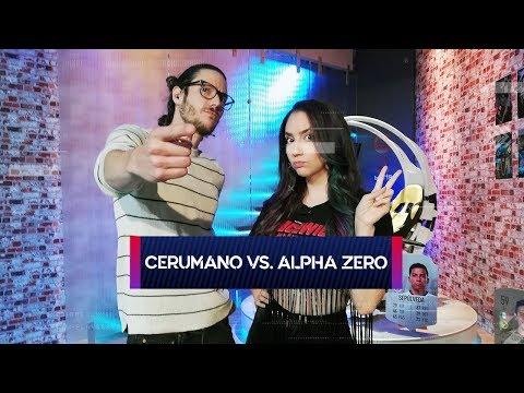 Cerumano vs. Alpha Zero | New Challenger