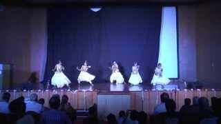 malhar jam agam song performece by uoh students keraleeyam 2014