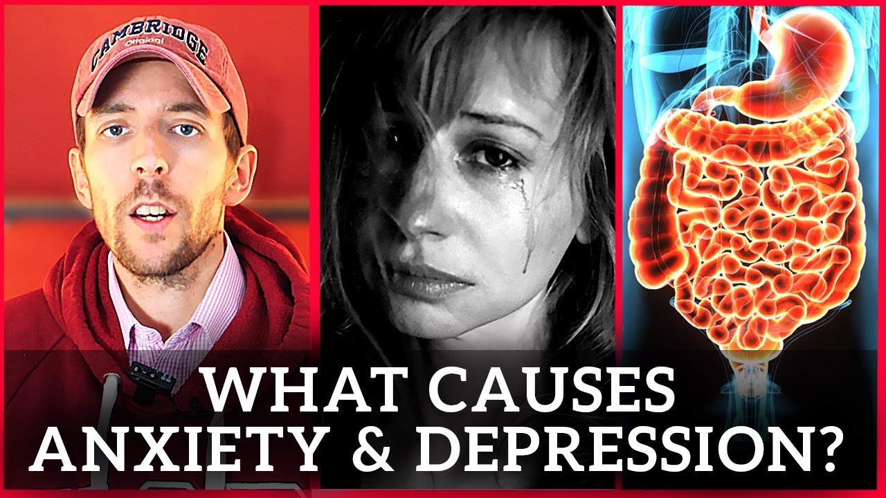 7 Gut & Health Issues That Cause Anxiety & Depression
