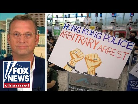 Cavuto to Collins: Will history repeat itself in Hong Kong?