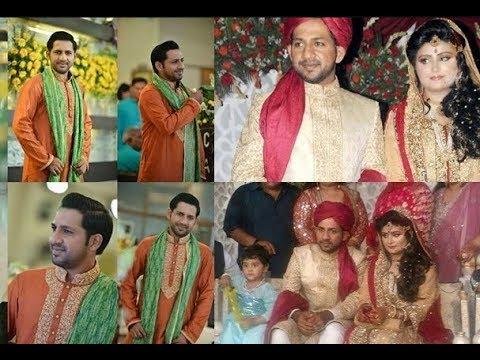 Pakistani Cricket Team Captain Sarfraz Ahmed Wedding Pics 2017 thumbnail