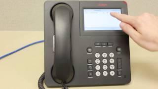 9641G Avaya Phone