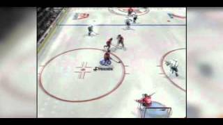 NHL 2004 - Gameplay Video 1