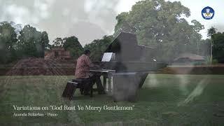 """Konser """"December di SRIWIJAYA """" - oleh Ananda Sukarlan"""