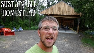How to Make your Modern Homestead Sustainable! Modern Steader update!