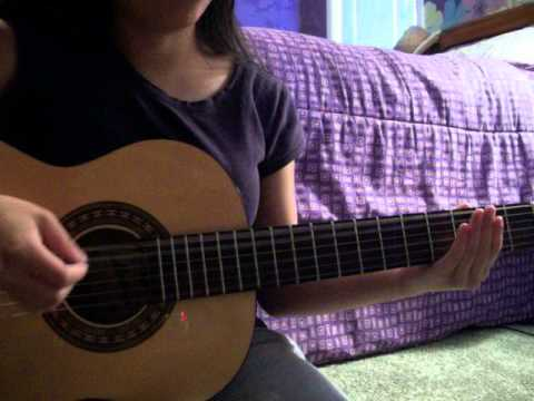Animal I Have Become by Three Days Grace (acoustic guitar cover) [WITH TAB]