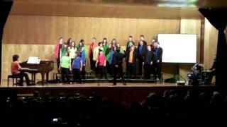 Para la Libertad - Coral Allegro ONCE Valencia - Cantando a Miguel Hernández