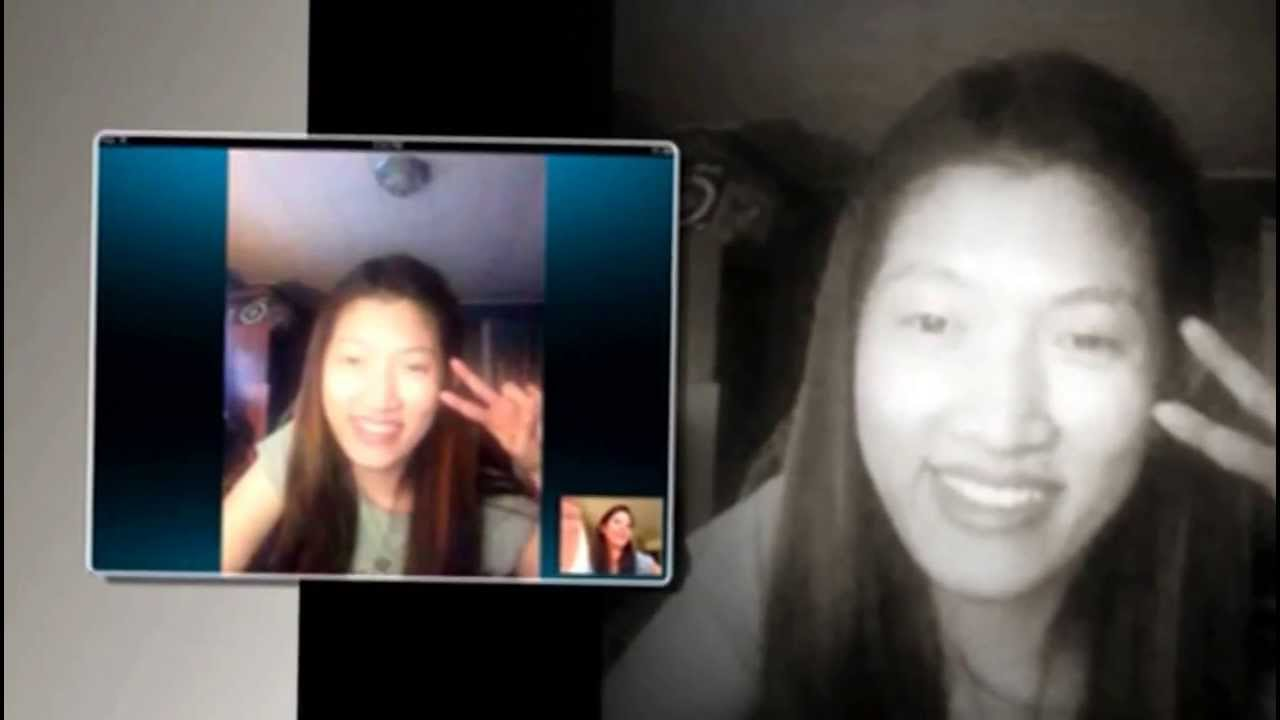 Good Friends Deaf Skype Chat Video Smile Cool Youtube
