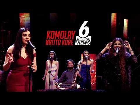 KOMOLAY NRITTO KORE - TAPOSH FEAT. JASMINE & RESHMI : OMZ WIND OF CHANGE [ S:03 ]