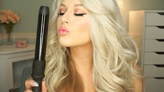 Big Glamorous Curls | Hair Tutorial
