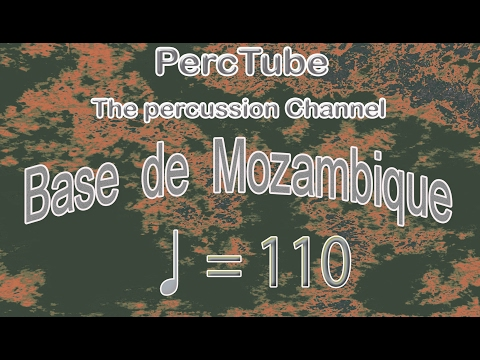 Base de Mozambique a 110 BPM