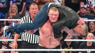 5 most controversial SummerSlam endings
